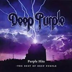 Deep Purple Purple Hits - The Best of Deep Purple  album cover