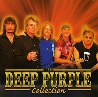 Deep Purple - The Deep Purple Collection CD (album) cover