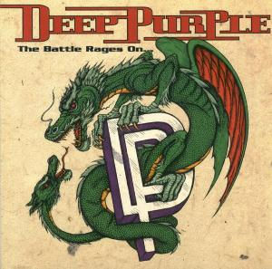 The Battle Rages On... by DEEP PURPLE album cover