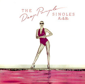 Deep Purple The Singles A's and B's album cover