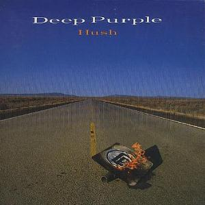 Deep Purple Hush album cover