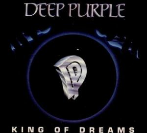 Deep Purple King of Dreams album cover