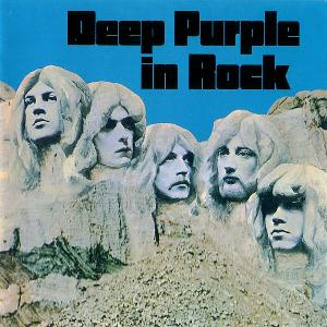 In Rock by DEEP PURPLE album cover