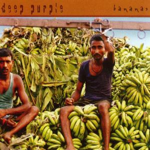 Deep Purple - Bananas CD (album) cover