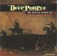 Deep Purple The Battle Rages On album cover