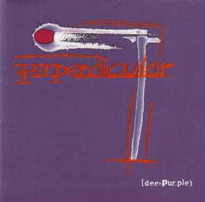 Deep Purple - Purpendicular CD (album) cover