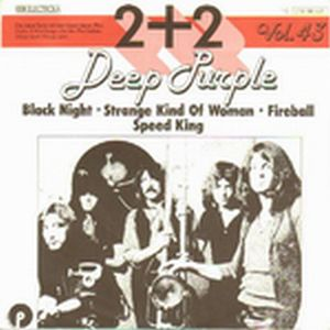 Deep Purple Black Night  album cover