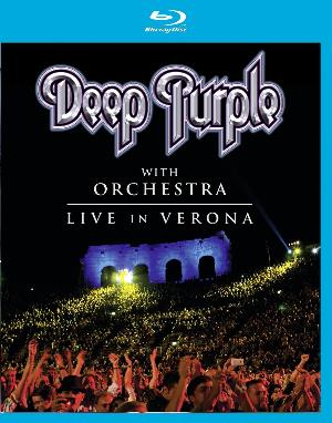 deep purple deep purple with orchestra live in verona reviews. Black Bedroom Furniture Sets. Home Design Ideas
