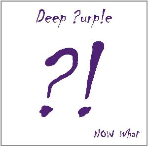 Now What?! by DEEP PURPLE album cover