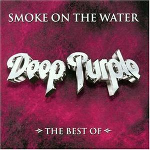 Smoke On The Water - The Best Of  by DEEP PURPLE album cover