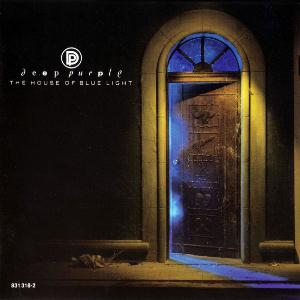 Deep Purple - The House Of Blue Light CD (album) cover