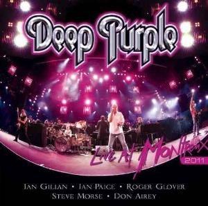 Deep Purple Deep Purple with Orchestra - Live at Montreux 2011 album cover