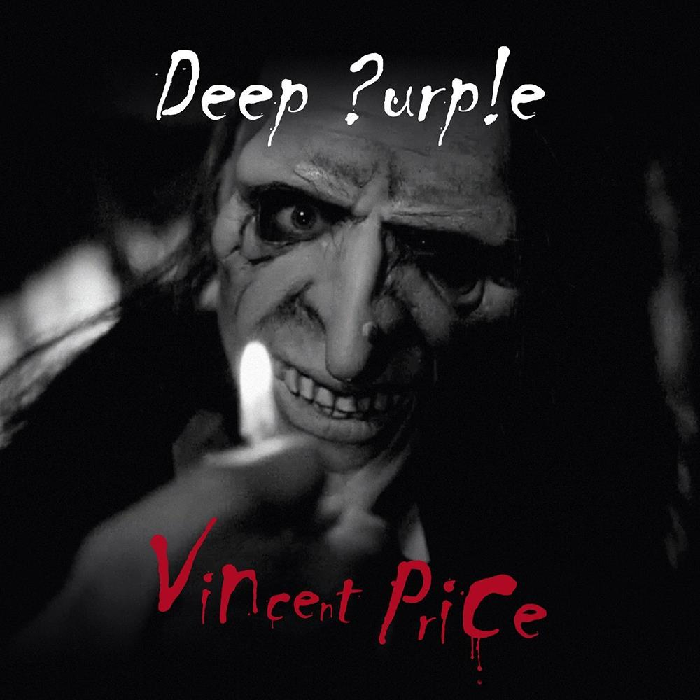 Deep Purple Vincent Price album cover