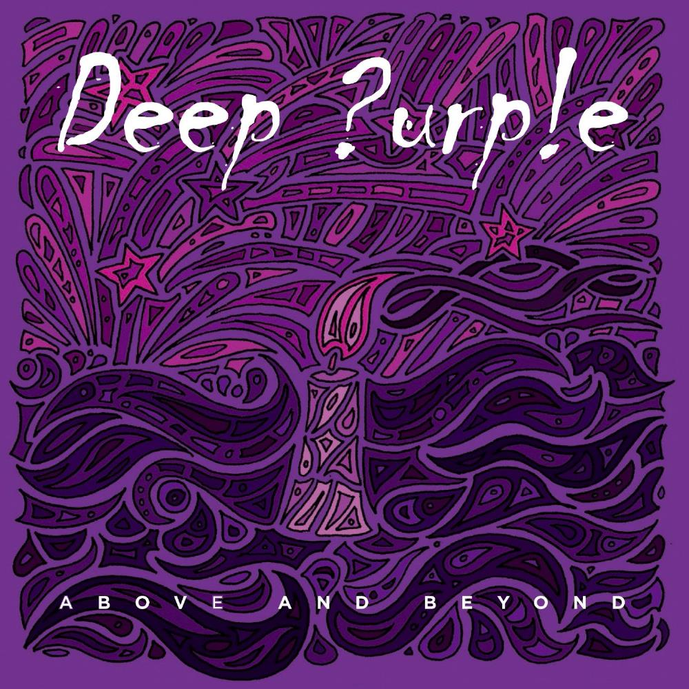 Deep Purple Above and Beyond album cover