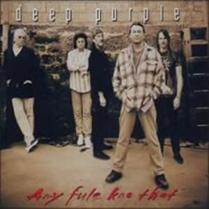 Deep Purple Any Fule Kno That album cover