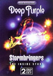 Deep Purple Stormbringers - The Inside Story  album cover