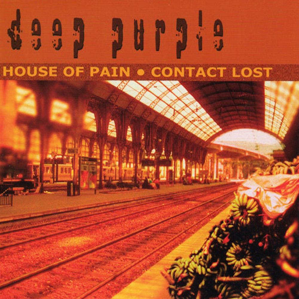 Deep Purple House of Pain album cover