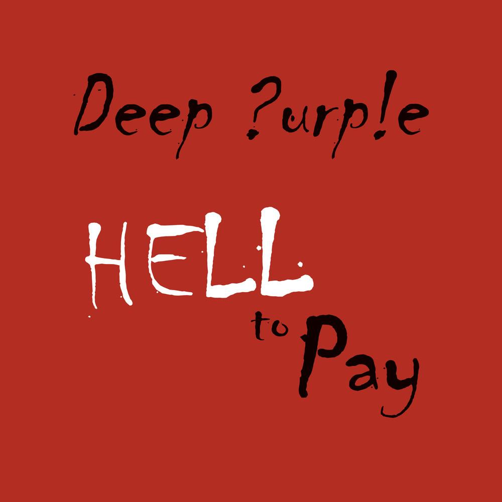 Deep Purple Hell to Pay album cover