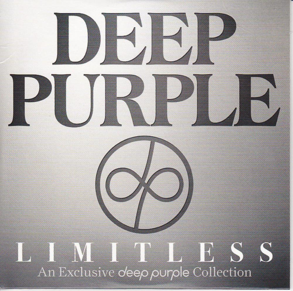 Deep Purple Limitless album cover