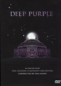 Deep Purple - In Concert With The London Symphony Orchestra  CD (album) cover