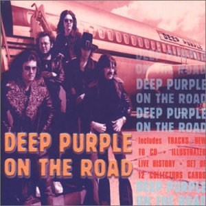 Deep Purple - On the Road CD (album) cover