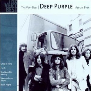Deep Purple Very Best Deep Purple Album Ever album cover