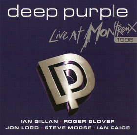 Deep Purple Montreux 1996 album cover