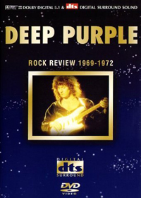 Deep Purple Rock Review 1969-1972 album cover