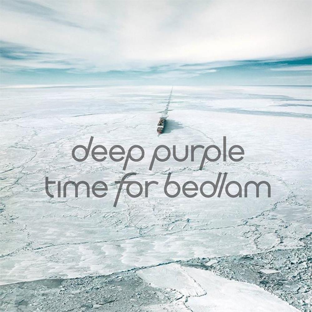 Deep Purple Time For Bedlam album cover