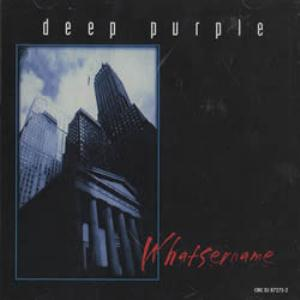 Deep Purple Whatsername album cover