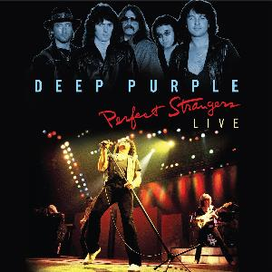 Deep Purple Perfect Strangers Live album cover