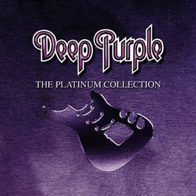 Deep Purple - The Platinum Collection CD (album) cover