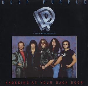 Deep Purple Knocking At Your Back Door album cover