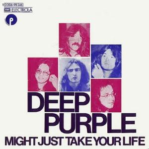 Deep Purple Might Just Take Your Life  album cover