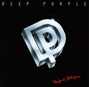 Deep Purple Perfect Strangers album cover