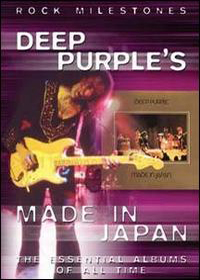 Deep Purple - Deep Purple's Made In Japan (Rock Milestones) CD (album) cover