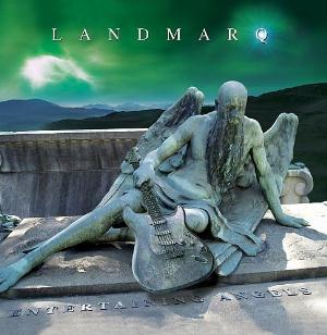 Landmarq - Entertaining Angels CD (album) cover