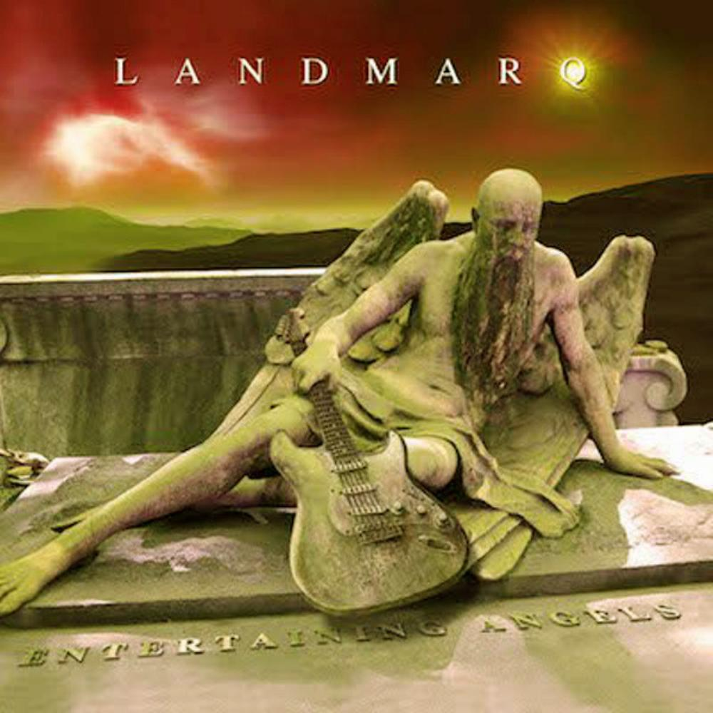 Landmarq Entertaining Angels album cover