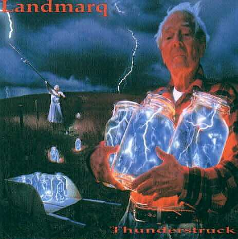 Landmarq - Thunderstruck CD (album) cover