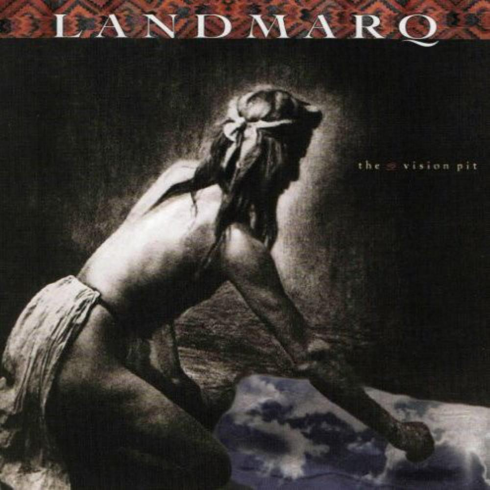 The Vision Pit by LANDMARQ album cover