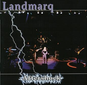 Landmarq Aftershock album cover