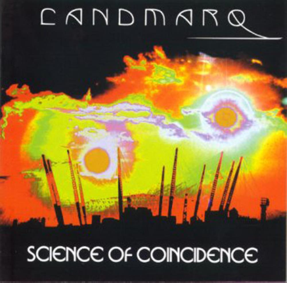 Landmarq - Science Of Coincidence CD (album) cover