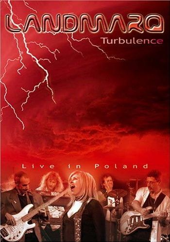 Landmarq - Turbulence - Live In Poland (DVD) CD (album) cover