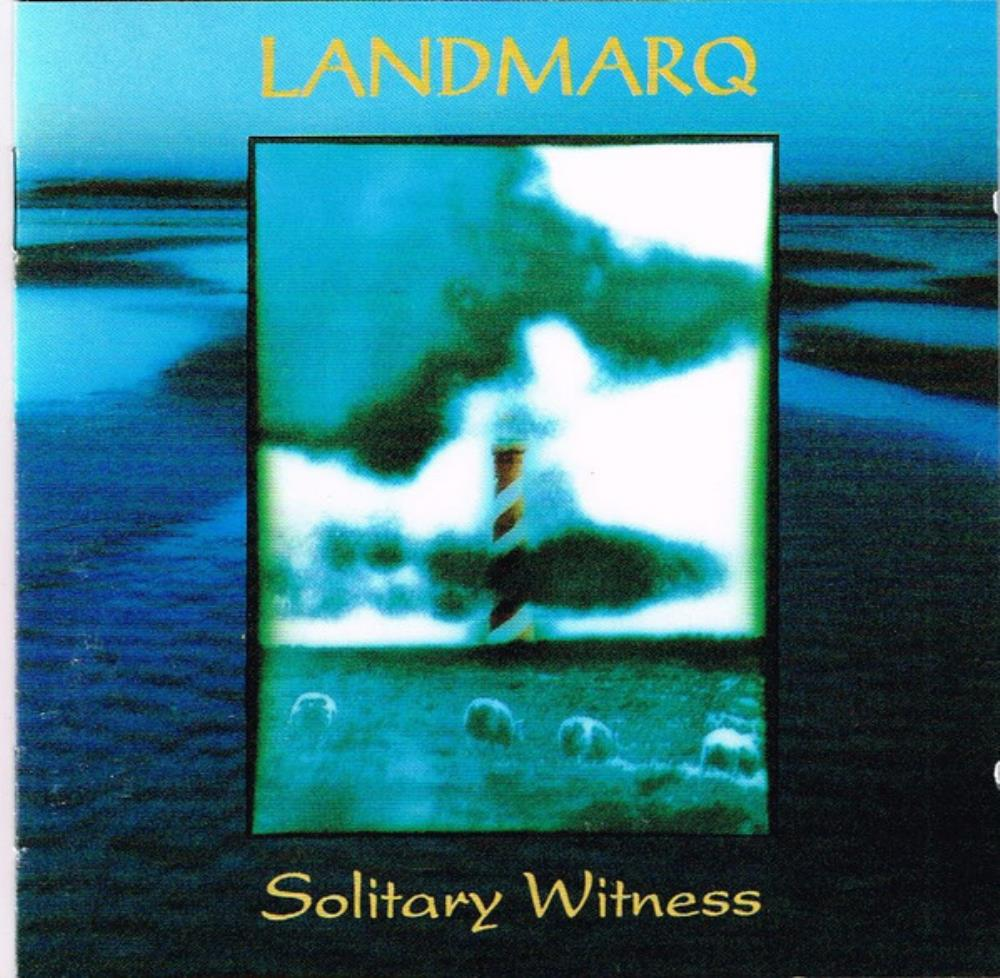 Landmarq - Solitary Witness CD (album) cover