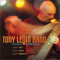 Tony Levin - Double Espresso CD (album) cover