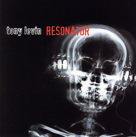 Tony Levin - Resonator CD (album) cover
