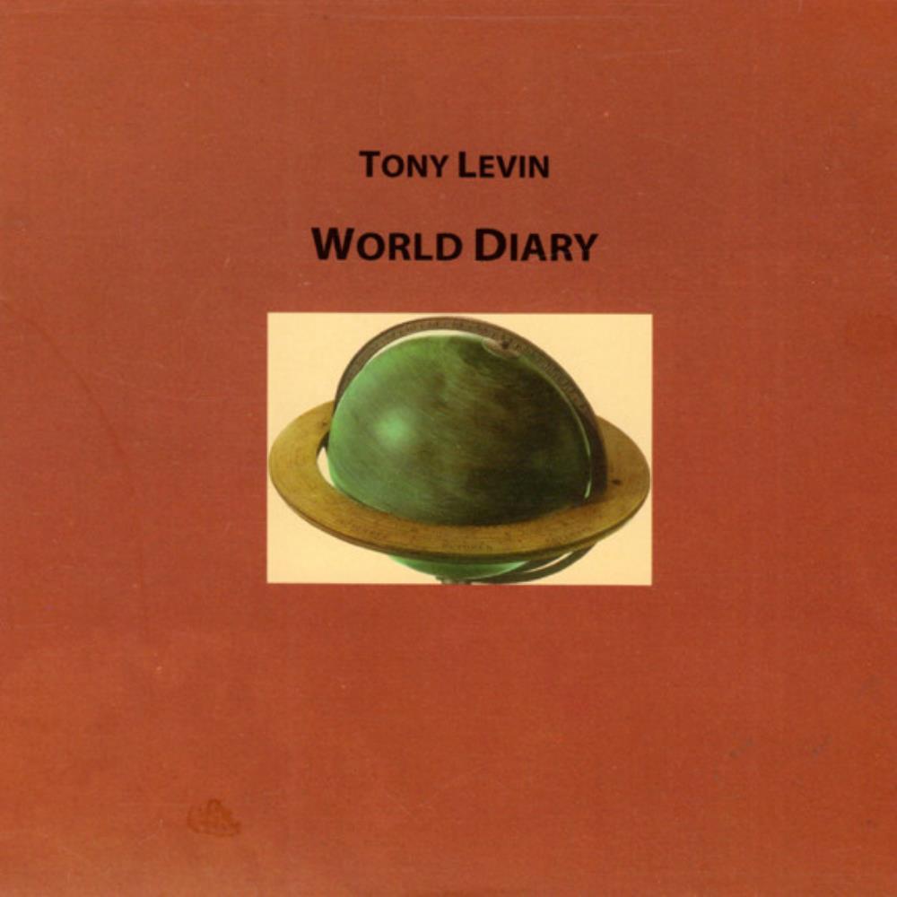 World Diary by LEVIN, TONY album cover