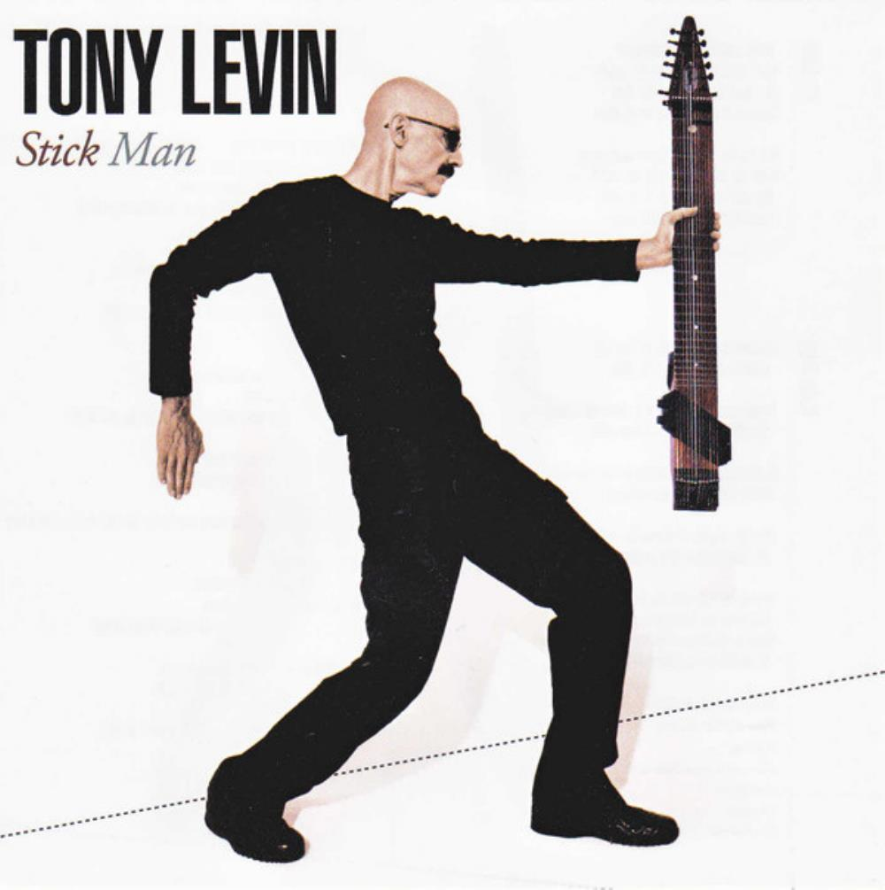 Tony Levin Stick Man album cover