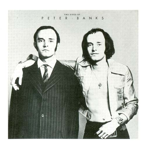 Two Sides of Peter Banks by BANKS, PETER album cover