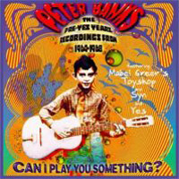 Peter Banks - Can I Play You Something? CD (album) cover